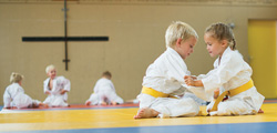 Judo in Edam, Volendam en Middenbeemster