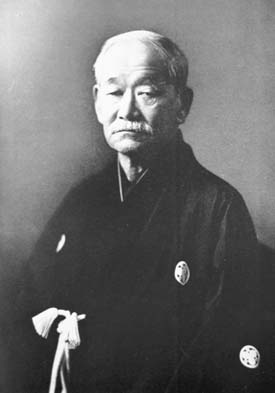 Jigoro-Kano-Portret