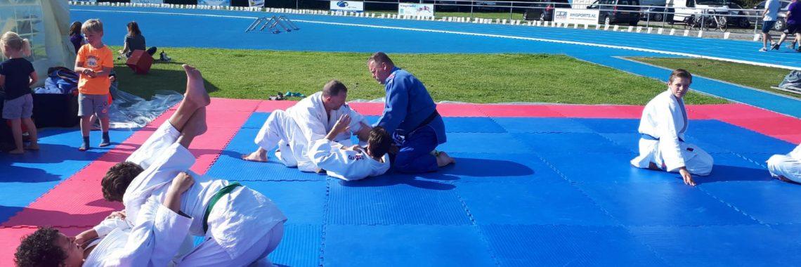 Buiten judo