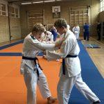 Binnen judo